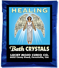 Lucky Mojo Curio Co.: Healing Bath Crystals