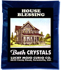 Lucky Mojo Curio Co.: House Blessing Bath Crystals