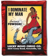 Lucky Mojo Curio Co.: I Dominate My Man Incense Powder