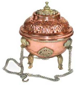 copper-and-brass-incense-burner-from-Nepal
