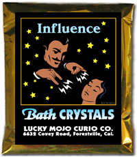 Lucky Mojo Curio Co.: Influence Bath Crystals
