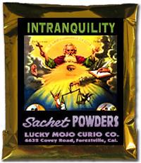Lucky Mojo Curio Co.: Intranquility Sachet Powder