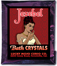 Lucky Mojo Curio Co.: Jezebel Bath Crystals