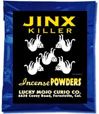 Lucky Mojo Curio Co.: Jinx Killer Incense Powder