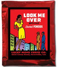 Lucky Mojo Curio Co.: Look Me Over Sachet Powder
