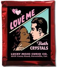 Lucky Mojo Curio Co.: Love Me Bath Crystals
