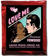Lucky Mojo Curio Co.: Love Me Incense Powder