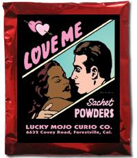Lucky Mojo Curio Co.: Love Me Sachet Powder