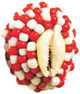 Macuto-Chango-Cowrie-Shells-Red-and-White-Beads-at-Lucky-Mojo-Curio-Company