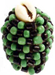 Macuto-Ogun-Cowrie-Shells-Green-and-Black-Beads-at-Lucky-Mojo-Curio-Company