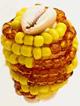 Macuto-Oshun-Cowrie-Shells-Honey-and-Yellow-Beads-at-Lucky-Mojo-Curio-Company