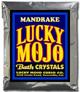 Lucky Mojo Curio Co.: Mandrake Bath Crystals