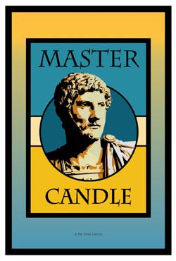 Lucky Mojo Curio Co.: Master Glass Encased Vigil Light Candle