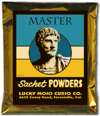 Lucky Mojo Curio Co.: Master Sachet Powder
