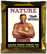 Lucky Mojo Curio Co.: Nature Bath Crystals