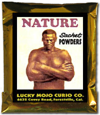 Lucky Mojo Curio Co.: Nature Sachet Powder