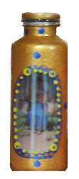 Empty-Catholic-Bottle-Spell-nino-de-atocha-Lucky-Mojo-Curio-Company-in-Forestville-California