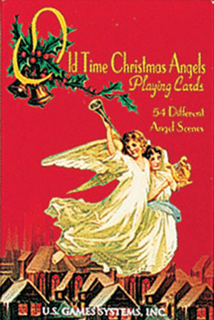 Old-Time-Christmas-Angels-Playing-Cards-at-Lucky-Mojo-Curio-Company