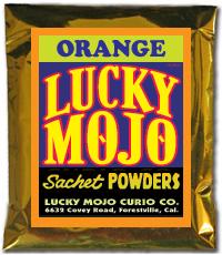 Orange-Sachet-Powders-at-Lucky-Mojo-Curio-Company-in-Forestville-California