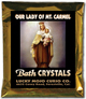 Our-Lady-of-Mt-Carmel-Bath-Crystals-at-Lucky-Mojo-Curio-Company-in-Forestville-California