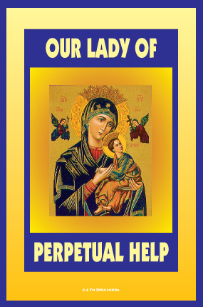 Our-Lady-of-Perpetual-Help-Vigil-Candle-at-Lucky-Mojo-Curio-Company