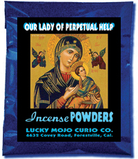Our-Lady-of-Perpetual-Help-Incense-Powders-at-Lucky-Mojo-Curio-Company-in-Forestville-California