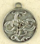 Pewter-Norse-Gotland-Dragon-Amulet-at-Lucky-Mojo-Curio-Company