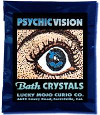 Lucky Mojo Curio Co.: Psychic Vision Bath Crystals