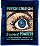 Lucky Mojo Curio Co.: Psychic Vision Sachet Powder