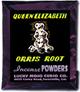 Lucky Mojo Curio Co.: Queen Elizabeth Root Incense Powder