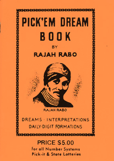 rajah-rabo-pickem-dream-book-cover