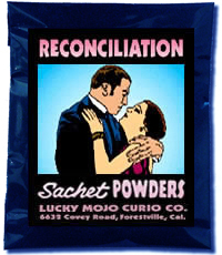 Lucky Mojo Curio Co.: Reconciliation Sachet Powder