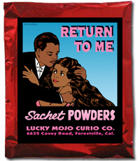 Lucky Mojo Curio Co.: Return To Me Sachet Powder