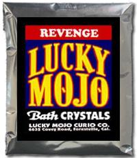 Lucky Mojo Curio Co.: Revenge Bath Crystals