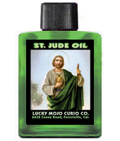 Lucky Mojo Curio Co.: Saint Jude Oil