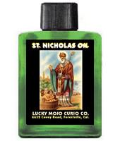 Lucky Mojo Curio Co.: Saint Nicholas Oil
