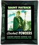 Saint-Patrick-Sachet-Powders-at-Lucky-Mojo-Curio-Company-in-Forestville-California