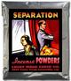 Lucky Mojo Curio Co.: Separation Incense Powder