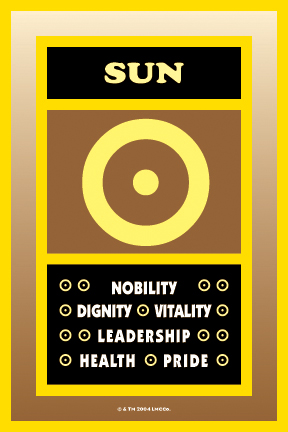 Sun-Candle-Label-at-the-Lucky-Mojo-Curio-Company-in-Forestville-California