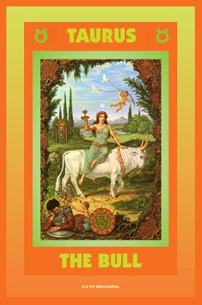 Lucky-Mojo-Curio-Company-Taurus-Magic-Ritual-Hoodoo-Rootwork-Conjure-Candle