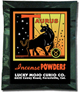 Lucky Mojo Curio Co.: Taurus Incense Powder