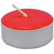 Tea-Light-Candle-Red-Unscented-Product-Detail-Button-at-the-Lucky-Mojo-Curio-Company-in-Forestville-California