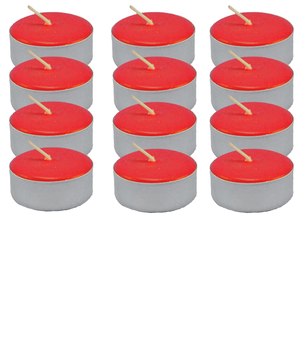 Tea-Light-Candle-Dozen-Red-Unscented-at-the-Lucky-Mojo-Curio-Company-in-Forestville-California
