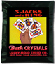 Lucky Mojo Curio Co.: Three Jacks and a King Bath Crystals