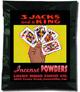 Lucky Mojo Curio Co.: Three Jacks and a King Incense Powder