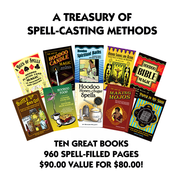 Order-A-Treasury-of-Spell-Casting-Methods-Special-From-Lucky-Mojo-Curio-Company-in-Forestville-California