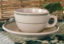 Tuxton-Non-Cartomantic-Green-Striped-Tea-Cup-and-Saucer-Set-at-Lucky-Mojo-Curio-Company