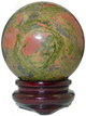 Unakite-Sphere-One-Inch-at-Lucky-Mojo-Curio-Company