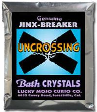 Lucky Mojo Curio Co.: Uncrossing Bath Crystals
