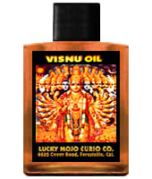Lucky Mojo Curio Co.: Visnu-Oil